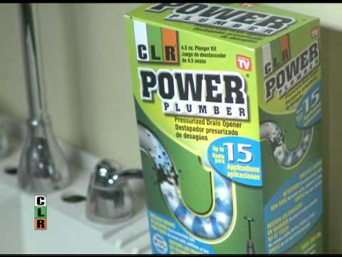 CLR - power plumber | Doovi