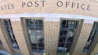 Napa Earthquake 2014 Quadcopter Test Video