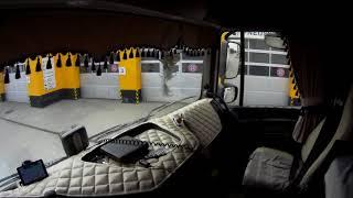 Truckvlog #14 Slovenský mýtný systém/ovládání mýtné krabičky/přejel jsem sjezd/bloudění