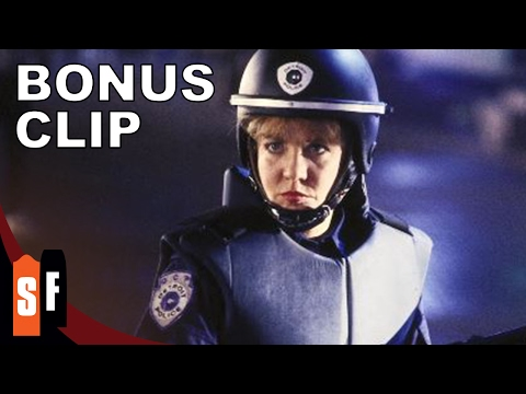 Robocop 2 1990  Bonus  2: Nancy Allen On Playing Officer Lewis HD