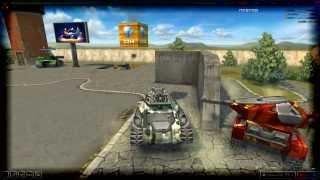 Голд 2014 дарит Песочница / игра Tанки Онлайн - Gold box on Sandbox / tank games online