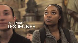Visite exclusive des jeunes de moins de 28 ans au Palais Garnier