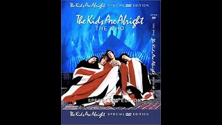 Blu-ray/DVD Pick of the Day: The Who 'The Kids Are Alright'