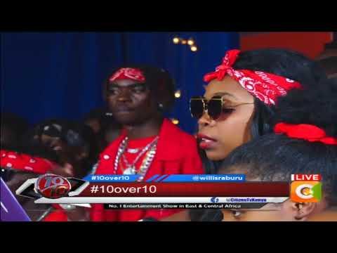 Ona huuuyu! DJ Brown on the decks #10Over10