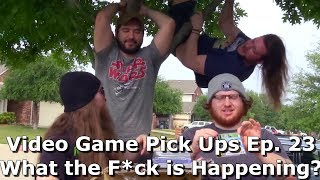AlphaOmegaSin Video Game Pickups Episode 23 - What the F*ck is Happening?
