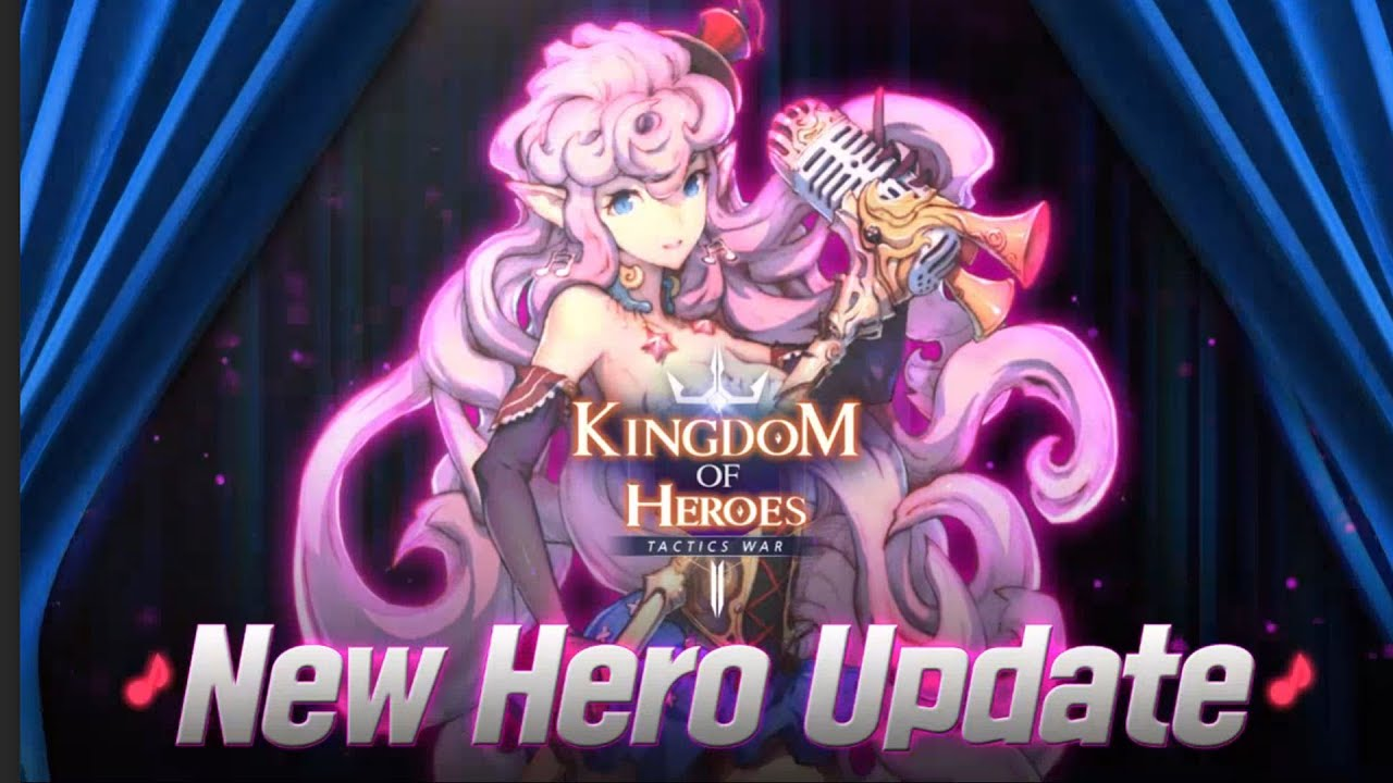 Kingdom of Heroes: Tactics War Adds Elemental Towers of Arrogance and a New Hero