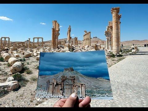 Before and After ISIS Heartbreaking Photos Of Destroyed Historical Monuments In Syria
