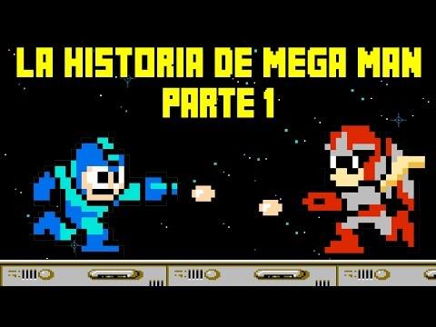 La Historia de Mega Man (Saga Clásica) PARTE 1 - Pepe el Mago