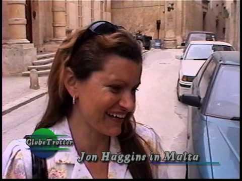 GlobeTrotter Jon Haggins TV in Malta Pt 2