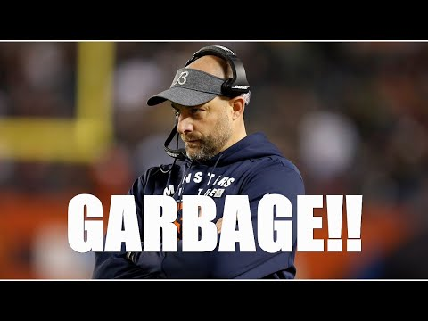If The Bears Win Against The Packers sunday I don't ever wanna hear shit about Trubisky being garbage. It's Matt Nagys doing