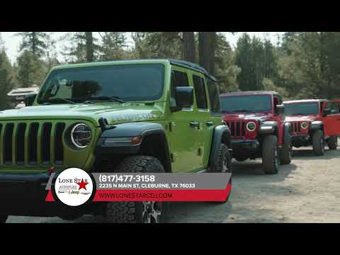 2019 Jeep Wrangler Everman TX | Jeep Wrangler Dealership Everman TX