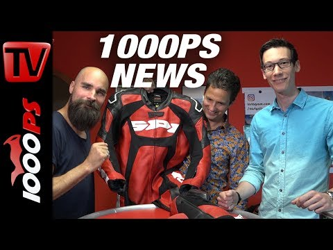 1000PS News - Motorradbekleidung Insiderinfos und Produkttipps