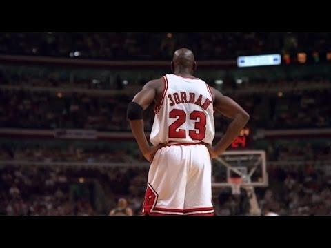 【NBA】 マイケルジョーダン 本当に凄い技