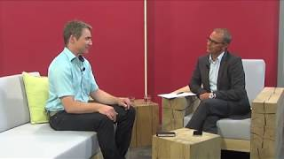 Digitalisierung | Datensicherung in Unternehmen - Optibit CEO A. Hoffmann zu Gast bei IMPULS