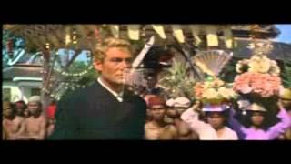 Musique Film - Lord Jim 1965 ( Peter O'toole ).avec la participation de Diamant Noir