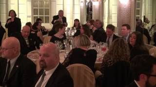 NYARM, Margie Russell: Presents Honoree Awards Gala 2014 Part 1 of 2