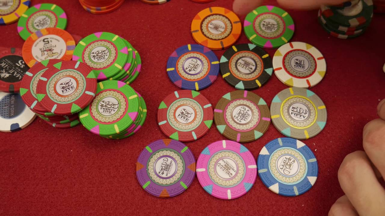 Poker Chips In India