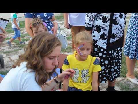 Фестиваль красок в г. Новоузенск