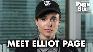 Ellen Page comes out as transgender, will be called Elliot | Page Six Celebrity News