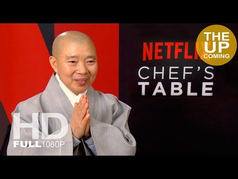 Chef's Table: Jeong Kwan interview, nun chef in Season 3