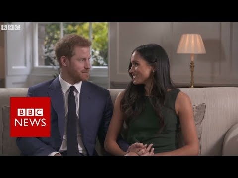 FULL Interview: Prince Harry and Meghan Markle  - BBC News