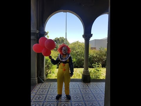 A day in the life of a clown