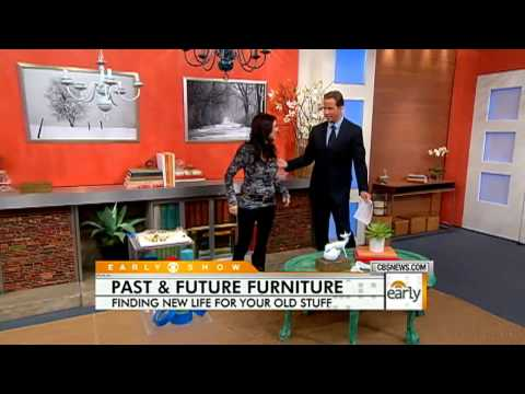 From Old Furniture to Modern Decor