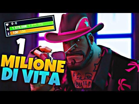 """1 Milione Di Vita """"1.000.000 HP"""" - Fortnite Salva Il Mondo"""
