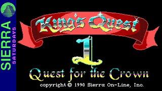 King's Quest 1 (original & remake) - Sierra Saturdays