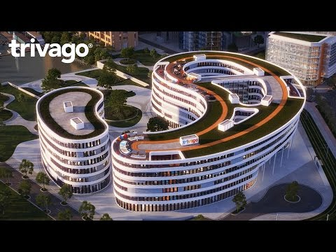 Thumbnail: trivago unveils new global campus - and it's pretty rad