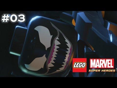 LEGO MARVEL SUPER HEROES - VENOM! [LEGENDADO] - #03