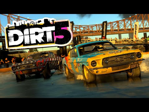 Dirt 5 - Just a Race |