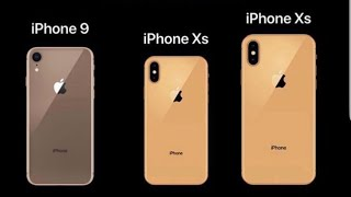 New iPhone Pricing Revealed! iPhone 9 & iPhone Xs
