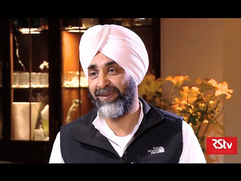 To The Point with Manpreet Singh Badal