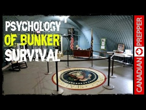 The Psychology of Bunker Survival