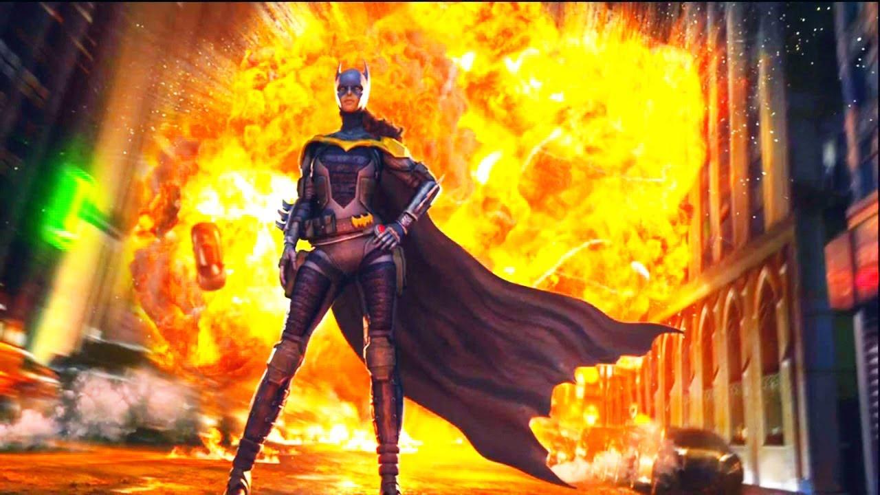 Titan Fall 2 Hd Wallpaper A Hist 243 Ria Da Batgirl Dlc Injustice Gods Among Us Youtube