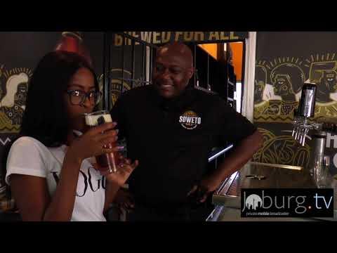 Joburgtv Business   Featuring Ndumiso Madlala Founder of Soweto Gold  28 November 2018