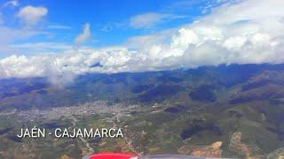 JAÉN -  Cajamarca / hermoso lugar video desde lo alto