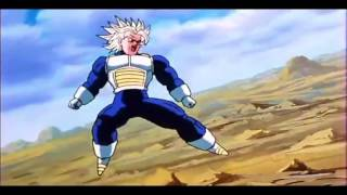 Future Trunks All Fights (DBZ)