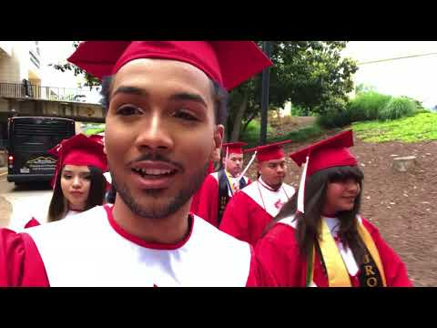 GRADUATION VLOG *LIT* *emotional*