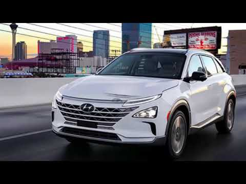 Level 4 self autonomous car powered by hydrogen, the new Hyundai Nexo