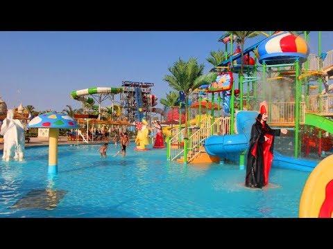 Шарм Эль Шейх.Albatros Aqua Park 5* Всё включено. Sharm El Sheikh. Обзор