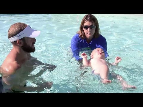 "Infant Swimming Resource: ""It's Really Magical"""