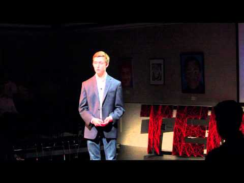 What if you could do anything?: Swayne Martin at TEDxYouth@StChristophersRd