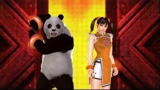 Tekken Tag Tournament 2 : [ Xiaoyu & Panda ] - Arcade Battle -