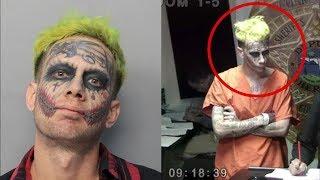 El Joker Existe en la Vida REAL y Estas son las Pruebas