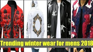 Trending Indian winter wear for mens 2018 | men
