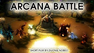 Dota 2 Short Film Contest 2016 - Arcana Battle [SFM]