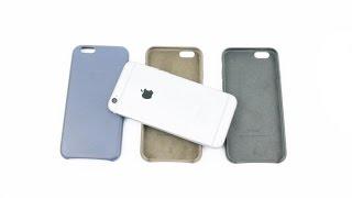 Review: Original Apple iPhone 6/ 6s Leder Case Tasche Hülle im Test