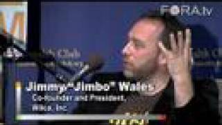 Jimmy Wales - What is Wikia?